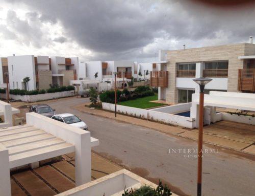 Complesso di ville Casablanca Marocco – nuove costruzioni