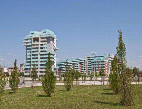 """Fornitura """" Cinque Cerchi """" Torino – Nuove Costruzioni"""